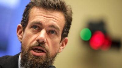 """Twitter-Chef Dorsey: Sperrung von Trumps Konto schafft """"gefährlichen"""" Präzedenzfall und fördert Spaltung"""