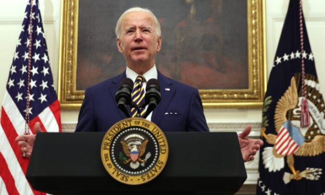 Präsident Biden: Die KP Chinas begeht Völkermord an Uiguren...