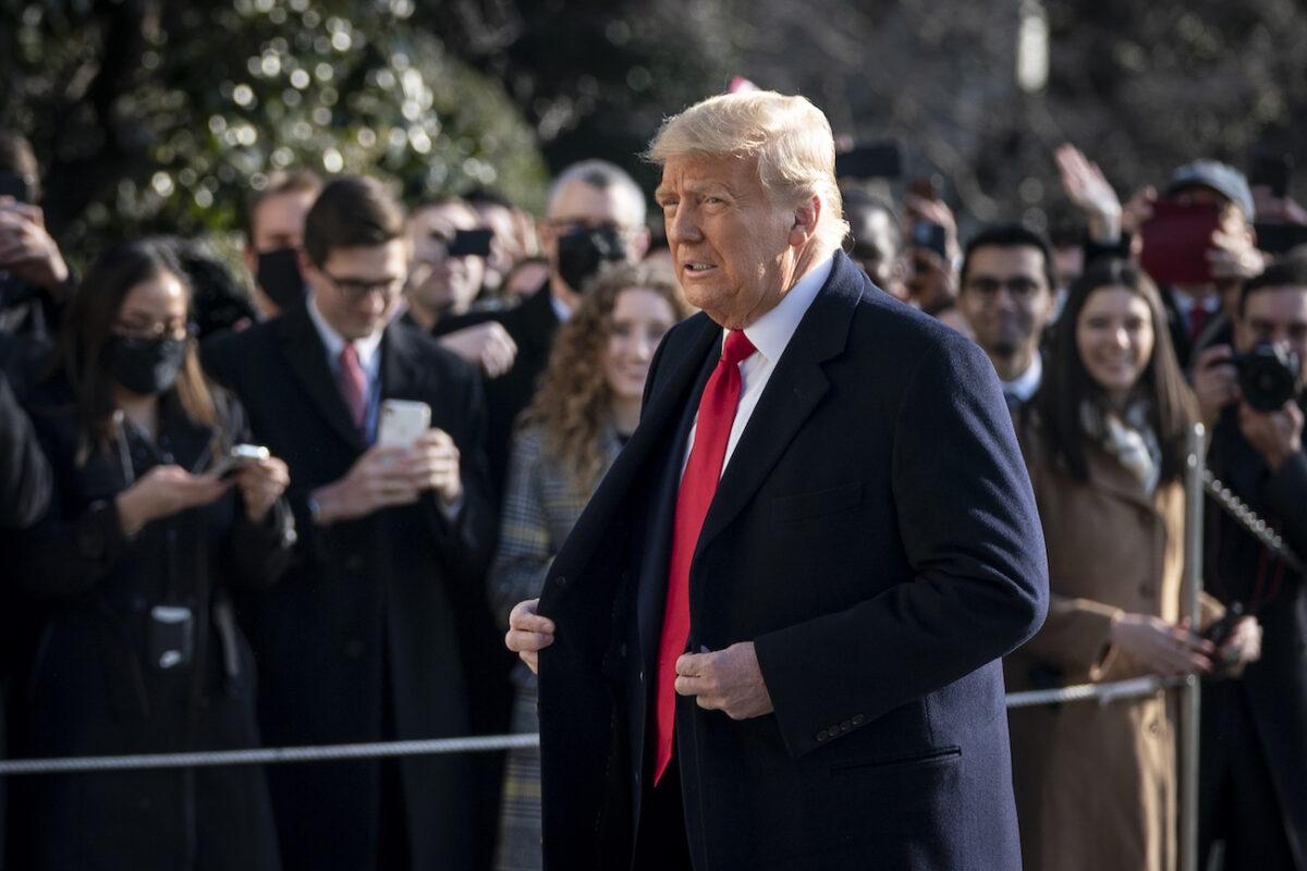 """Trump heuert Anwalt für Impeachment an – Bowers: """"Mache mir keine Sorgen darüber, was andere Leute denken"""""""