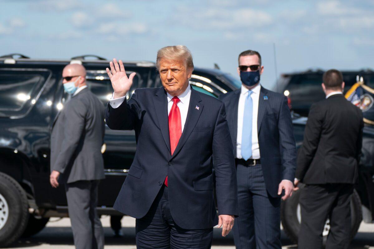 Trump gibt seine neuen leitenden Anwälte für Amtsenthebungsverfahren bekannt