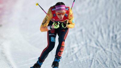 Deutsche Langläufer beim Auftakt der Tour de Ski chancenlos