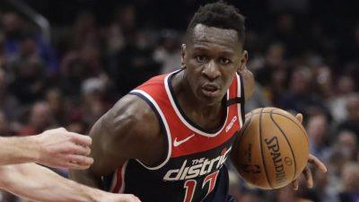 Erster NBA-Saisonsieg für Bonga, Wagner und die Wizards