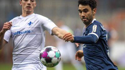 Bochum schafft Sprung auf die Aufstiegsplätze – KSC gewinnt