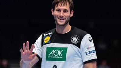 Deutsche Handballer reisen ohne Corona-Angst zur WM
