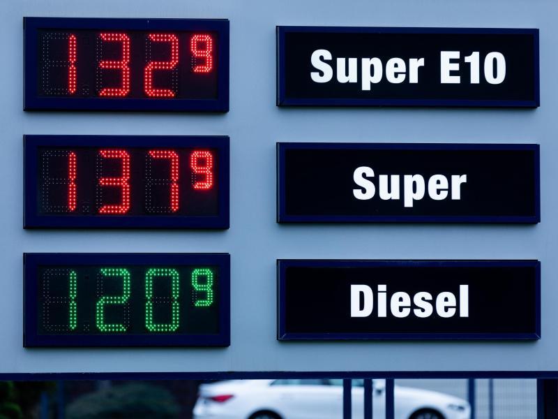 Tankstellen machten 2020 mehr Gewinn pro Liter mit Benzin und Diesel
