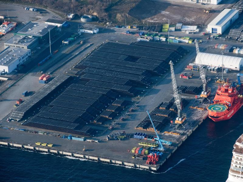 Nord Stream 2 – Fertigstellung mit Hilfe von Stiftung?
