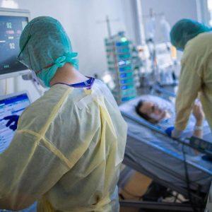 Krankenhausgesellschaft entwirft Mix von zwölf Corona-Indikatoren zur Pandemie-Einschätzung