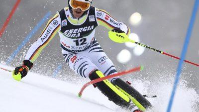 Von acht auf eins: Straßer gewinnt Slalom in Zagreb