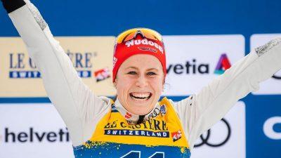 DasWM-Gesicht derLangläufer:KatharinaHennig
