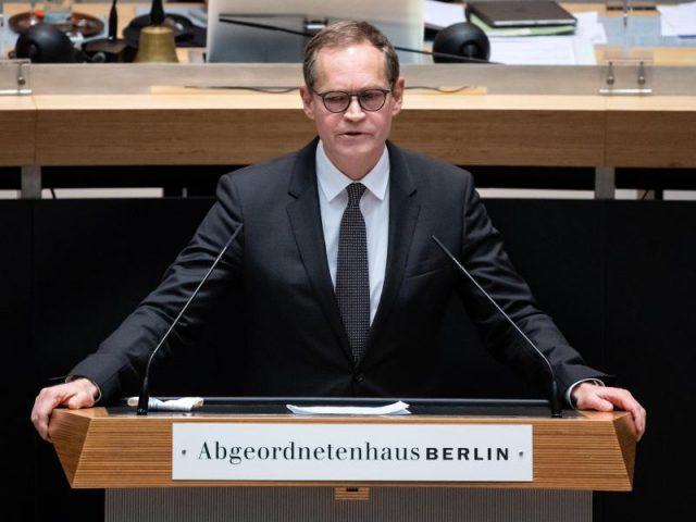 Berlins Regierender Bürgermeister Michael Müller SPD: Abgeordnetenhaus muss künftig bei Corona-Maßnahmen beteiligt werden...