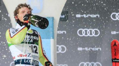 Slalom-Ass Straßer neue deutsche Ski-Hoffnung