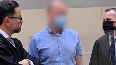 Staatsanwalt fordert fünfeinhalb Jahre Haft für Mark S.