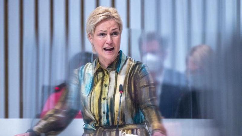 Landtag in Schwerin beschließt Stiftung zur Unterstützung von Nord Stream 2