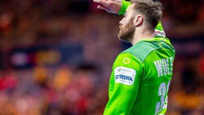 Unruhe vor WM: Handballer diskutieren über Fans und Absagen