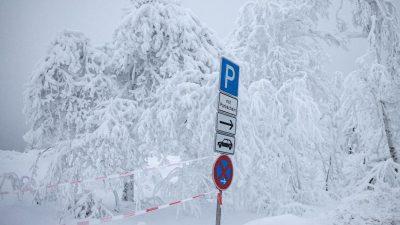 Wintersportorte rechnen mit erneutem Ansturm