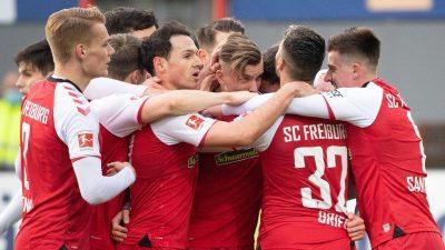 Klatsche für 1. FC Köln – Freiburger schaffen Vereinsrekord
