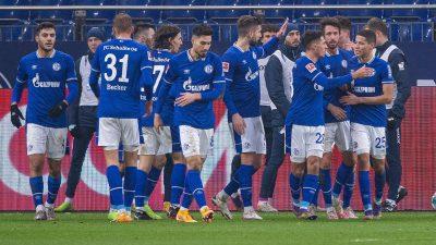 Schalke gewinnt – Tasmania bleibt alleiniger Rekordhalter