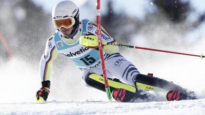 Erneuter Podest-Erfolg Straßer:Slalom-Zweiter in Adelboden