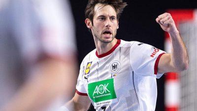 Generalprobe als WM-Mutmacher: Deutsche Handballer glänzen