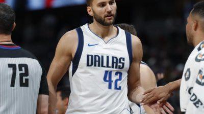 Corona-Stresstest in der NBA – Kleber auf Liste