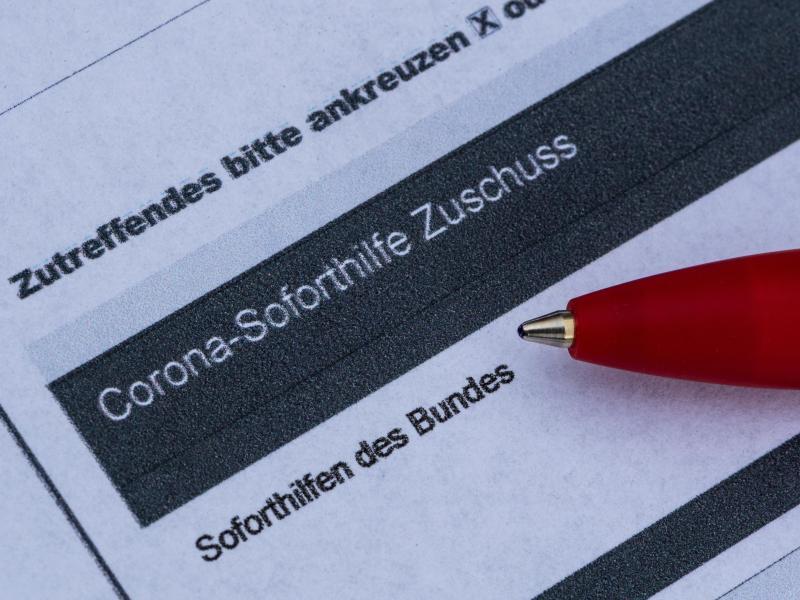 Prozess um millionenschweren Betrug bei Corona-Soforthilfen