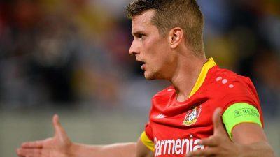 Lars Bender gegen Hoffenheim in der Leverkusener Startelf
