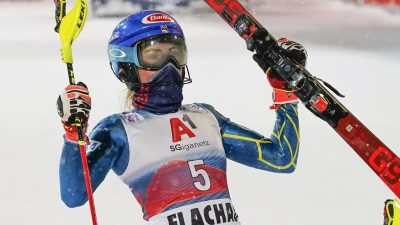 Slalom-Ass Shiffrin bricht weitere Rekorde – Dürr Elfte