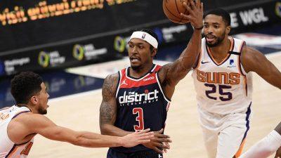Wizards mit erstem Saison-Heimsieg – Dallas-Spiel abgesagt