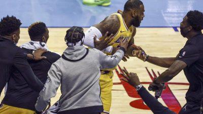 NBA: Schröder wettet gegen LeBron James und verliert