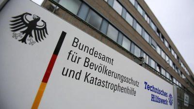 """BBK gibt Empfehlung zur Krisenvorsorge: Sie sollten """"10 Tage ohne Einkaufen überstehen können"""" – Stromausfall denkbar"""