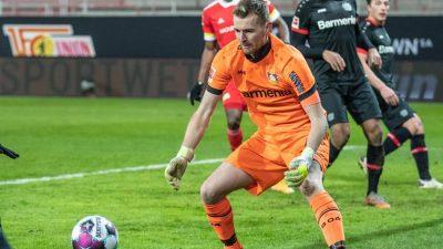 Spätes Gegentor in Berlin: Leverkusen verliert bei Union