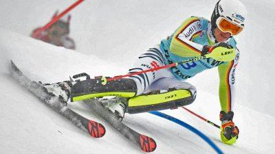 Straßer scheidet beim zweiten Slalom in Flachau aus