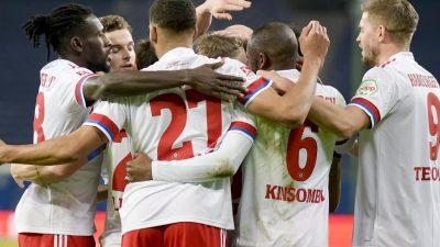 HSV mit Kantersieg wieder Erster in 2. Fußball-Bundesliga