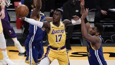 Starker Schröder kann Lakers-Pleite nicht verhindern