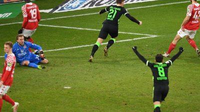 Mainz verliert Mateta und Anschluss – Niederlage gegen VfL