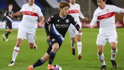 Bielefeld macht weiter Fortschritte im Abstiegskampf