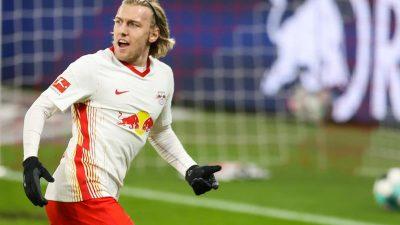Leipzig bleibt erster Bayern-Verfolger – Sieg gegen Union
