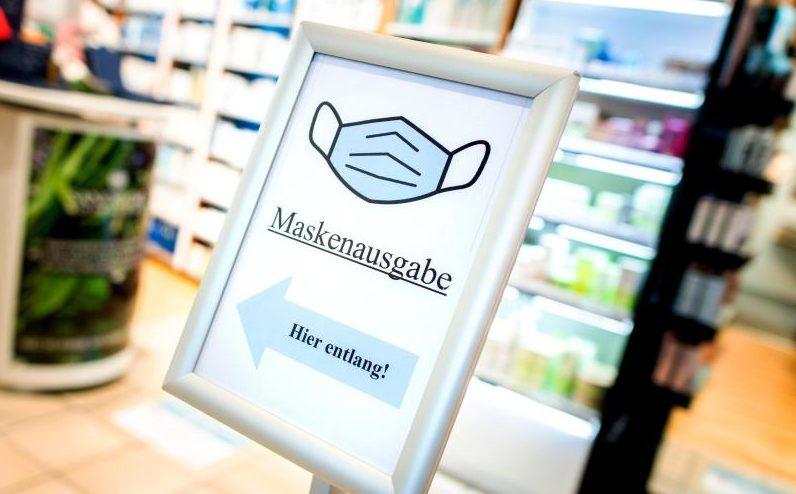 Apotheken dürfen bei FFP2-Maskenabgabe nicht auf Eigenanteil verzichten