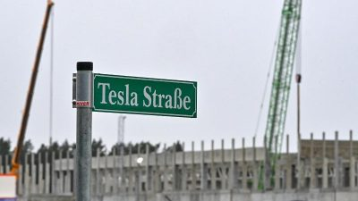 Tesla-Fabrik in Grünheide bekommt zwölfte Baugenehmigung