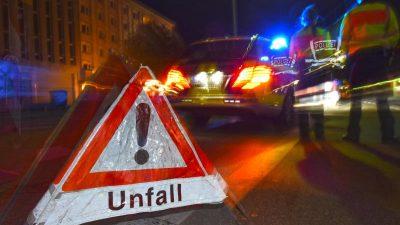 14 Verletzte bei Verkehrsunfall in Niedersachsen
