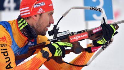 20 Strafminuten für deutsche Biathleten – Peiffer Elfter