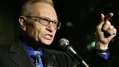 Legendärer TV-Journalist Larry King ist tot