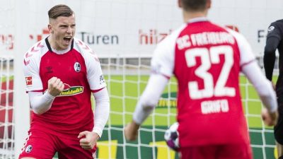Freiburg gewinnt Baden-Württemberg-Duell gegen Stuttgart