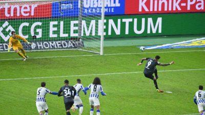 Niederlage gegen Bremen: Hertha-Krise spitzt sich zu