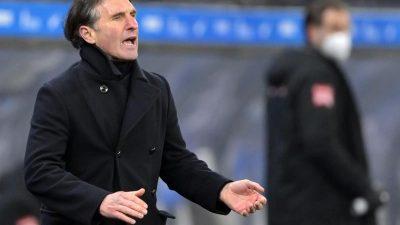 «Bild»: Labbadia-Aus bei Hertha BSC bereits beschlossen