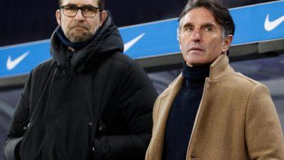 Hertha trennt sich von Trainer Labbadia und Manager Preetz