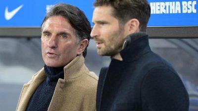 Arne Friedrich rückt bei Hertha in den Fokus
