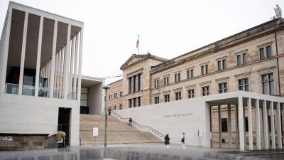 Kunstmuseen wollen raus aus dem Lockdown