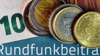 """Rundfunkbeitrag-Verweigerer in Haft  – WDR findet Vorgang """"bedauerlich"""""""