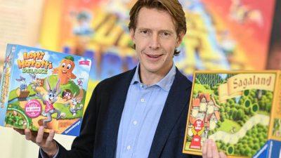 Ravensburger Spiele verkauft 28 Millionen Puzzles